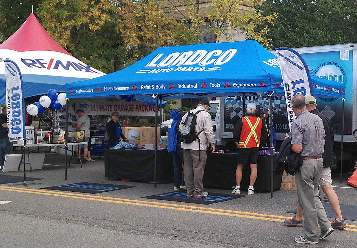 Lordco will return for the 2021 Langley Good Times Cruise-In, sponsoring the event's 50/50. (Aldergrove Star files)