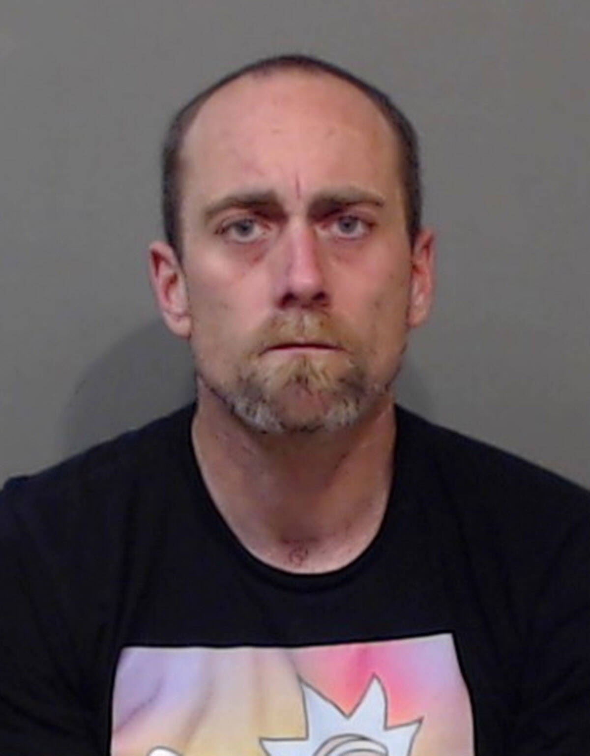 """Name: MCGONIGAL, Robert Age: 36 Height: 5'11"""" ft Weight: 181lbs Hair: Brown Eyes: Blue Wanted: Assault with a Weapon and Willfully Cause Pain to Animal. Warrant in effect: August 31, 2021 Parole Jurisdiction: Chilliwack, BC"""