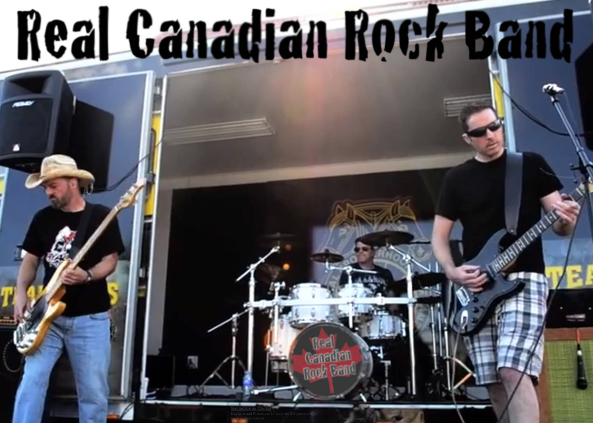 Hailing from the province of British Columbia, Canada, these three rockers have embraced and are dedicated to channelling the sounds that are uniquely Canadian. (Cruise-In/Special to Langley Advance Times)