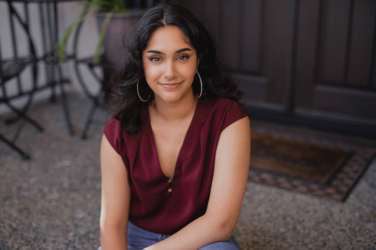 Children First Canada volunteer Simi Sahota is calling for better access to mental health support in B.C. (Contributed photo)