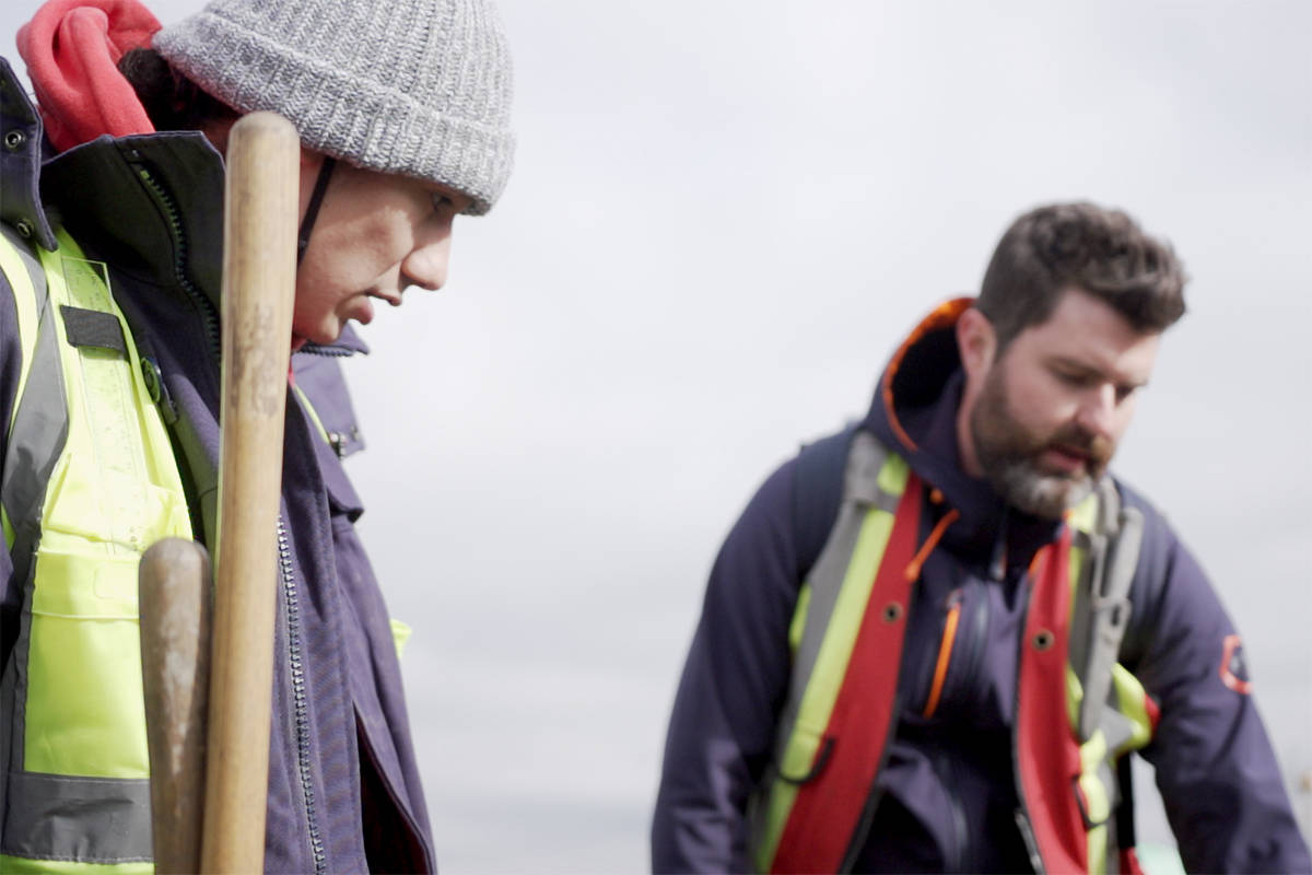 ECO Canada's BEAHR training program provides customizable environmental training programming for Indigenous communities that uniquely braids traditional ecological knowledge with Western science.