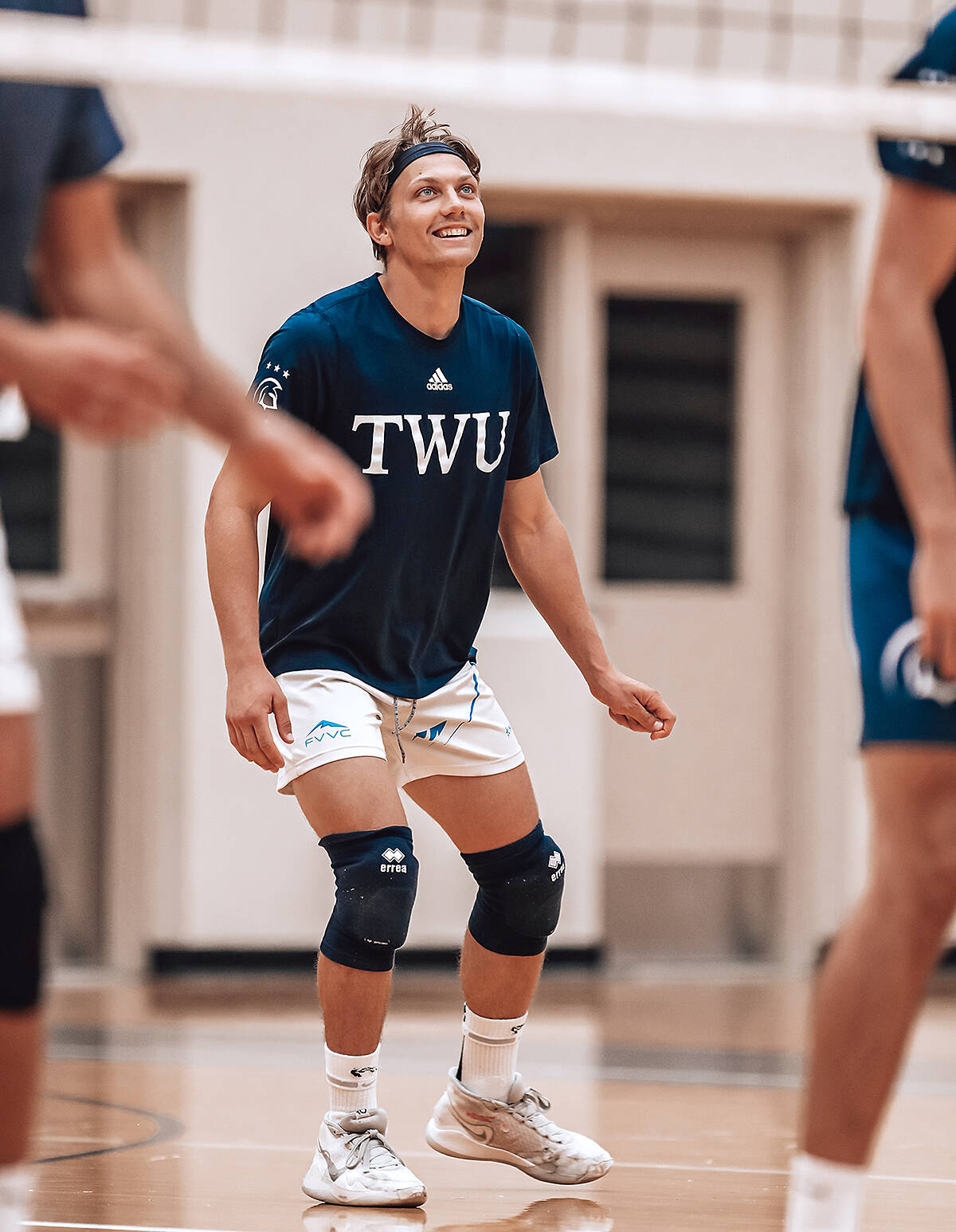 Trinity Western's men's volleyball team is representing Canada this week in the Pan-Am Games. (TWU/Special to Langley Advance Times)