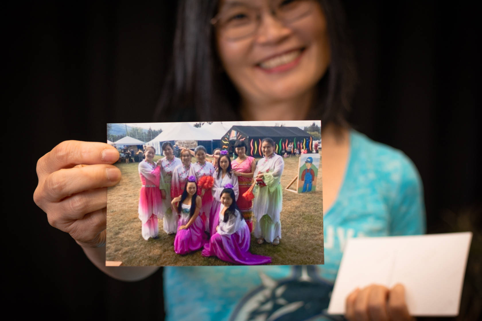 Six Vernon immigrants share who they miss most in Vernon and District Immigrant and Community Services Society's new video campaign. (VDISS photo)