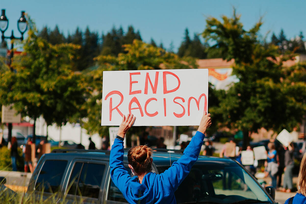 The provincial government is seeking public feedback to inform anti-racism data legislation that is expected to be tabled in spring 2022. (Unsplash)