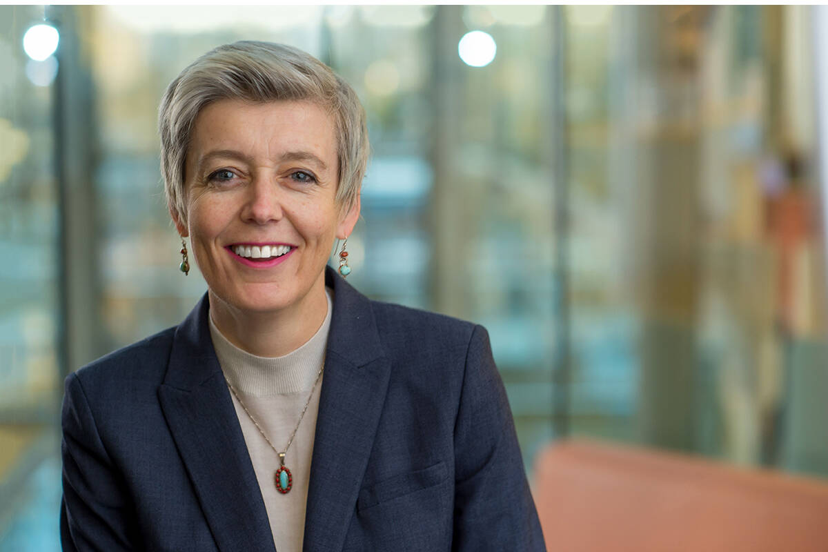 Donating to the 'High Fives for Health Care' campaign today means playing a vital role in transforming our health care system and preparing for the future of medicine, says Angela Chapman, President and CEO of VGH & UBC Hospital Foundation