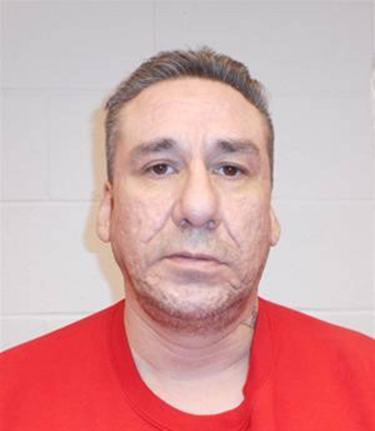 """Name: PEEPCHUK, Lane Age: 47 Height: 6'2"""" ft Weight: 206lbs Hair: Brown Eyes: Brown Wanted: Robbery with Violence and Possession of a Schedule I/II Substance for the Purpose of Trafficking. Warrant in effect: July 8, 2021 Parole Jurisdiction: New Westminster, BC"""