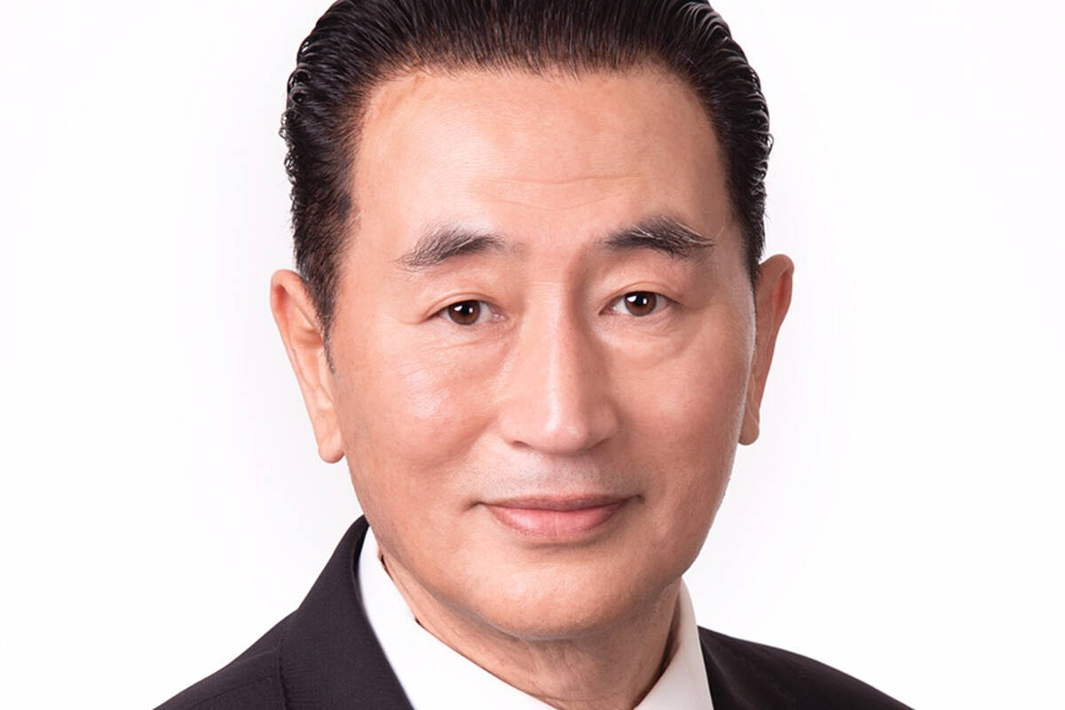 Michael Chang is the New Democrat candidate for Langley-Aldergrove. (Special to Langley Advance Times)