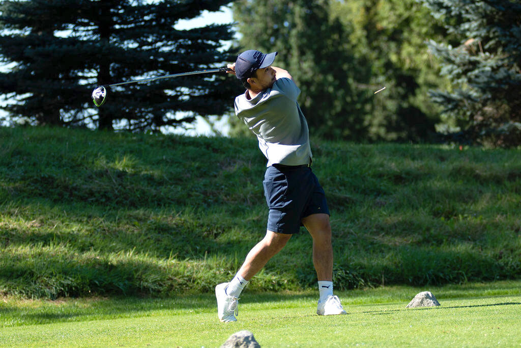 Greater Langley Chamber of Commerce brought 140 people together during its 35th annual golf tournament at Redwoods for its first in-person event in a year. (Langley Chamber/Special to Langley Advance Times)