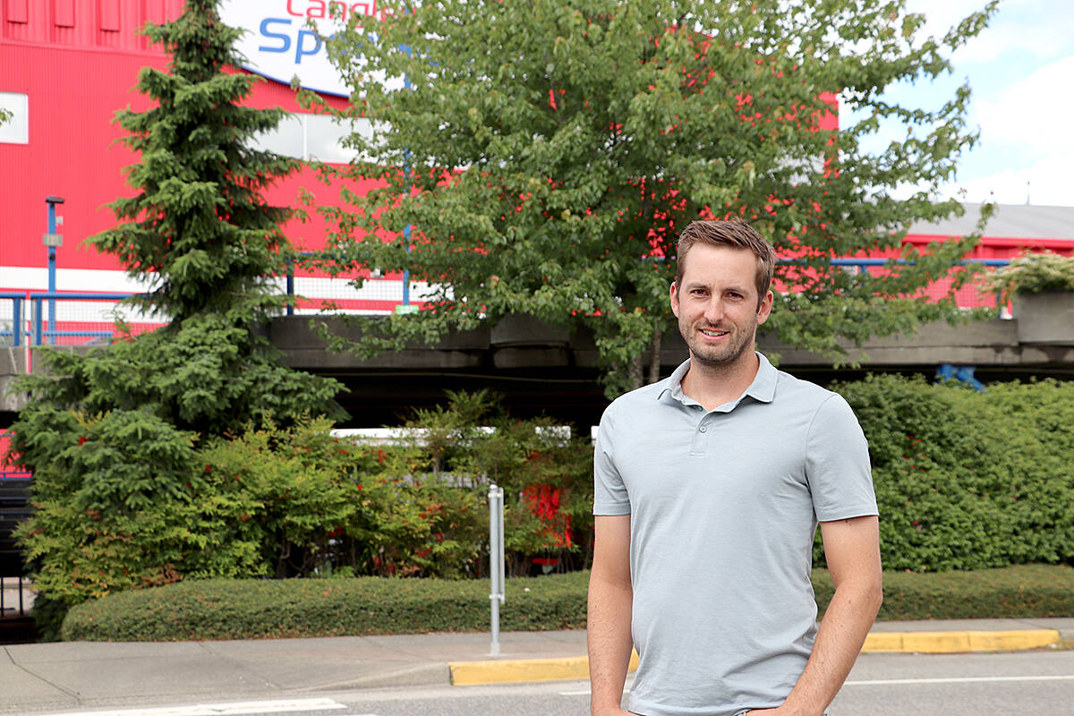 Outgoing chamber of commerce president Brad Kiendl and his team have continued to lobby for the issues impacting Langley businesses – just as the chamber's been doing for the last 90 years. (Black Press Media files)