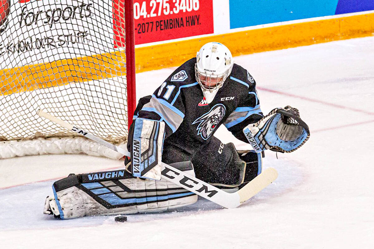 Giants have acquired 2002-born goaltender Will Gurski from the Winnipeg ICE. The trade was announced Tuesday, Sept. 14. (Vancouver Giants)