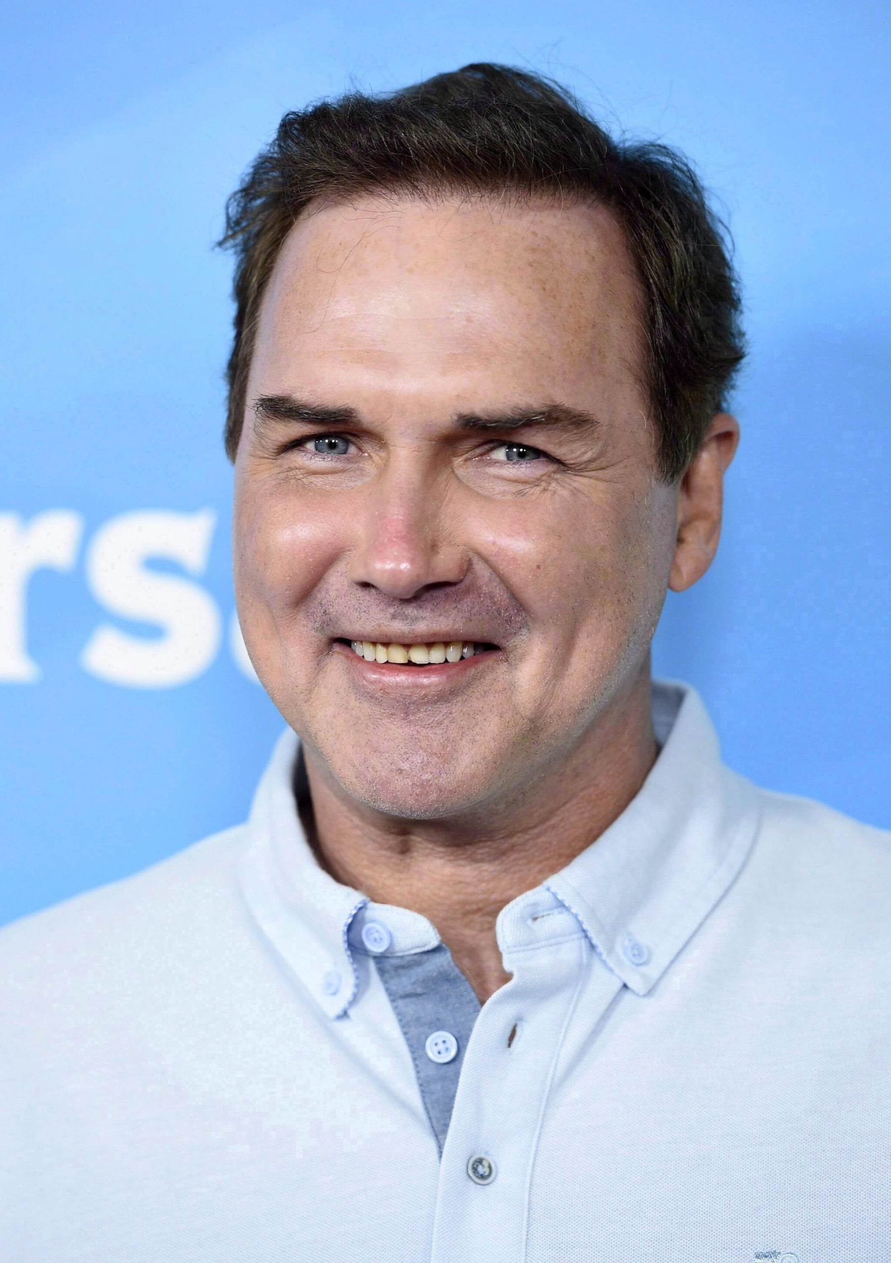 Norm Macdonald arrives at the NBC Universal Summer Press Day at The Langham Huntington Hotel on April 2, 2015, in Pasadena, Calif. THE CANADIAN PRESS/AP, Invision - Chris Pizzello