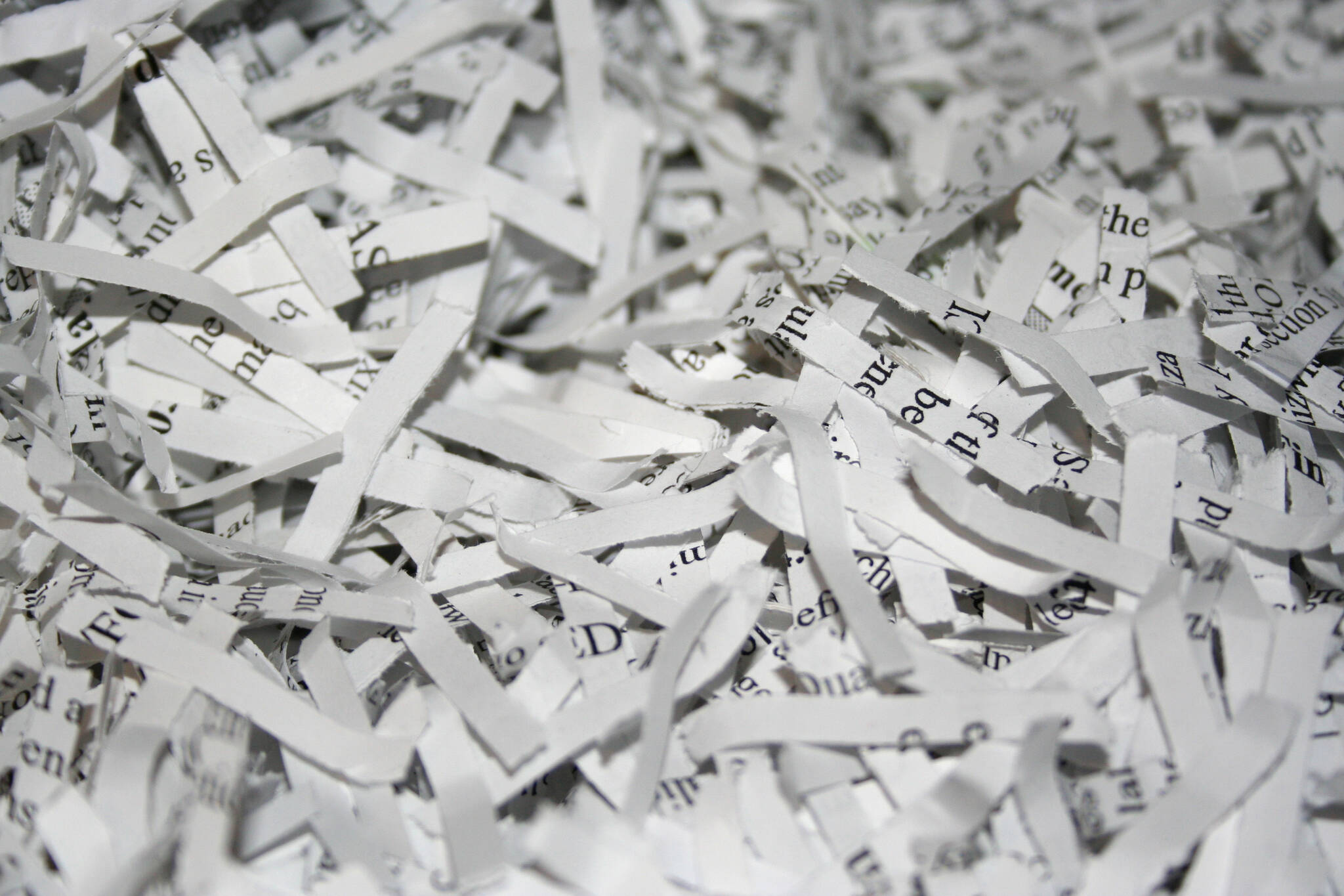 Envision is holding a shredding event in Langley on Saturday.