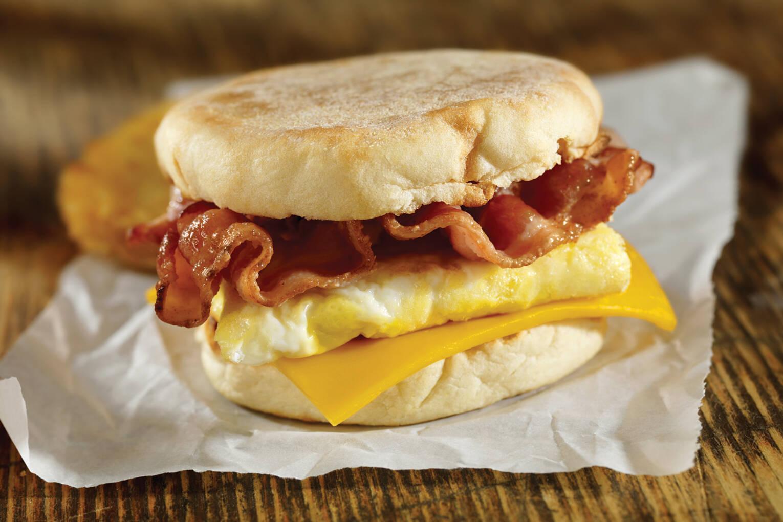 Someone skipped breakfast in Princeton Monday, Sept. 13. MCG photo