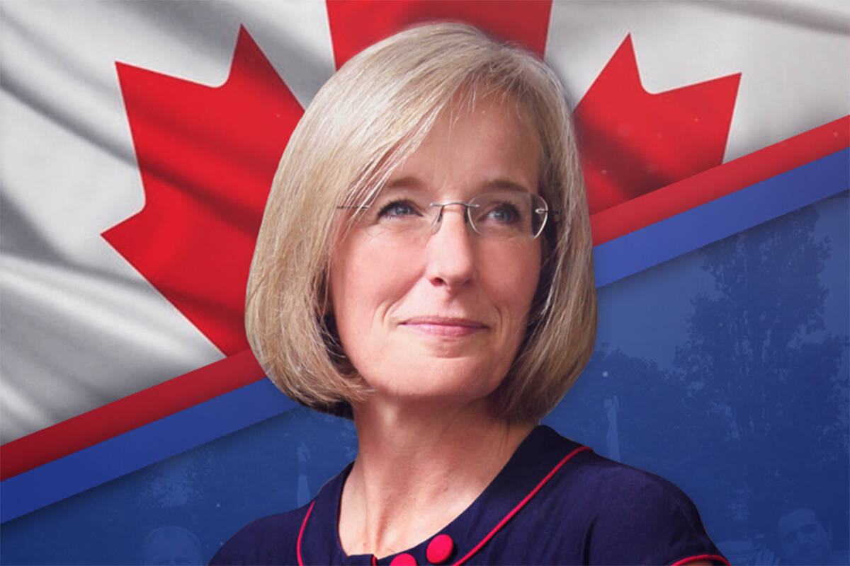 Tamara Jansen is running for the Conservatives in the Cloverdale-Langley City riding. (Tamara Jansen campaign photo)