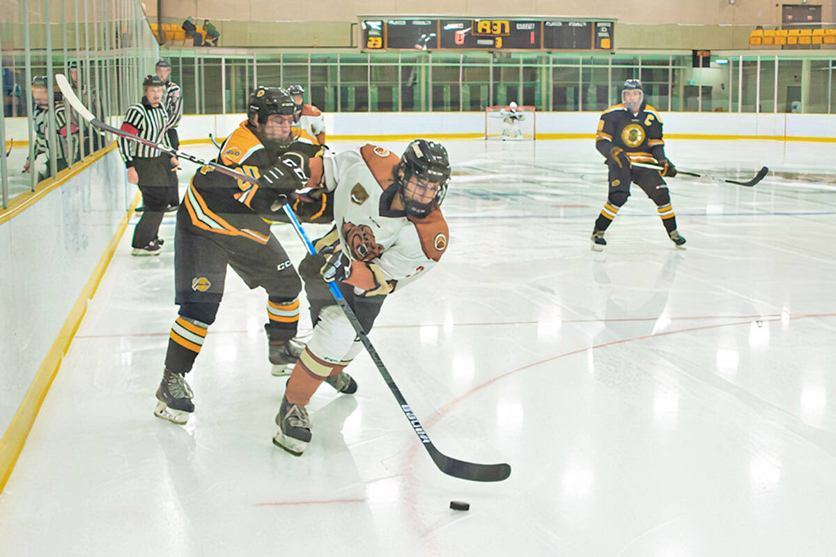 Kodiaks only allowed one goal, but that was all the Steelers needed to win a 1-0 victory on Sept. 15. (Kurt Langmann/special to Langley advance Times)