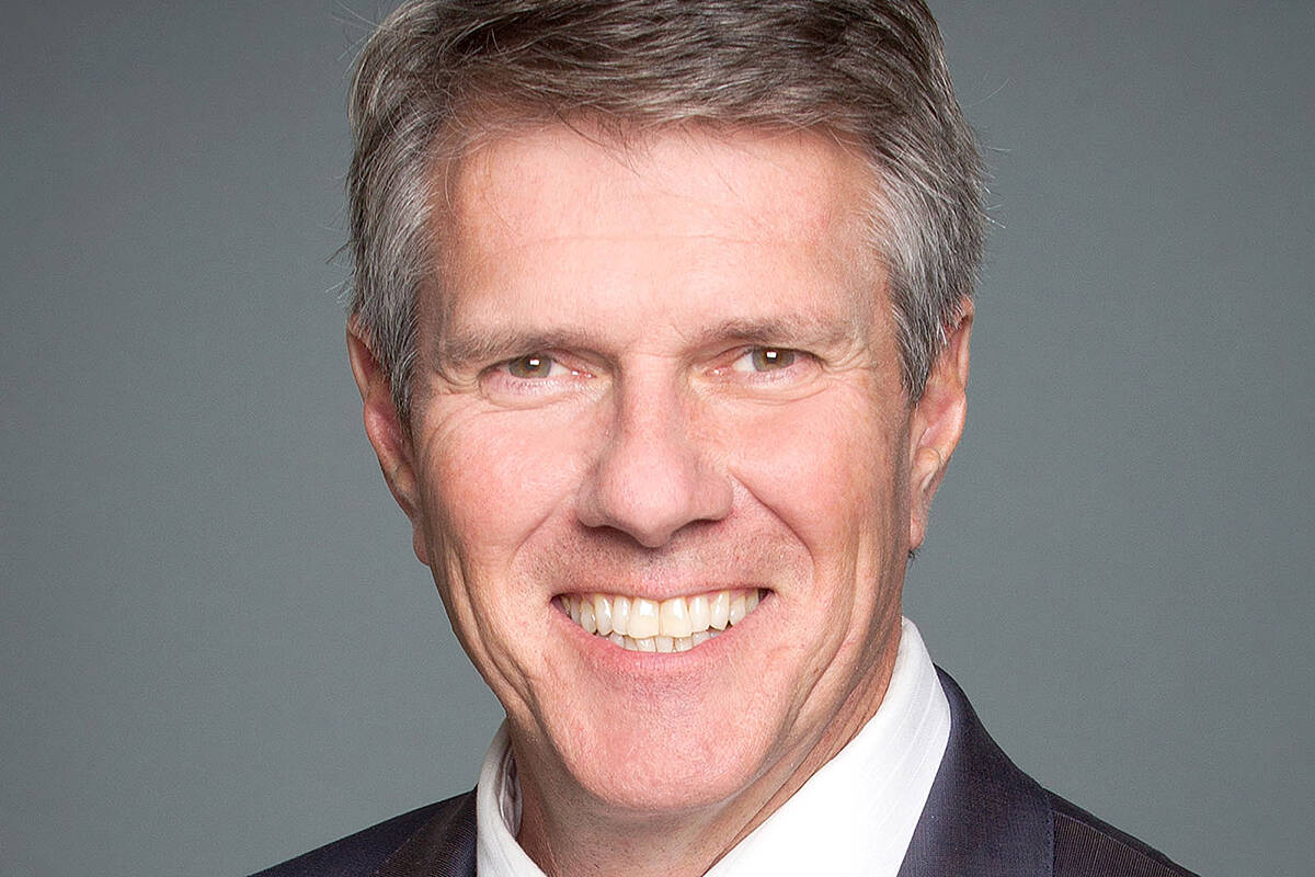 John Aldag, Liberal candidate in Cloverdale-Langley City. (Campaign photo)