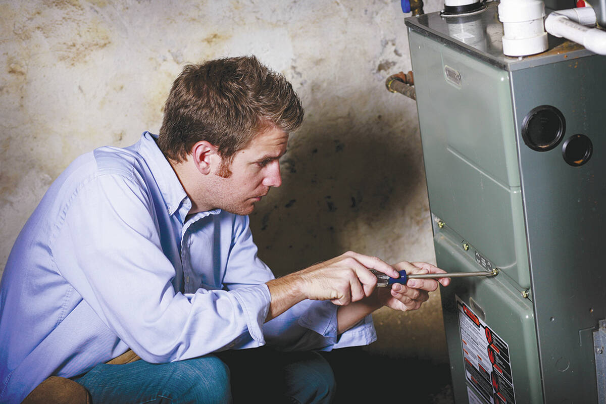 Technical Safety B.C. is asking owners to check their furnace tags to see if their unit is effected. (Black Press file photo)