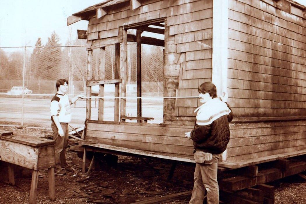 An unidentified photo that was donated to the Alder Grove Heritage Society. People are invited to look at local heritage photos and provide any details they may have. (Alder Grove Heritage Society/Special to The Star)