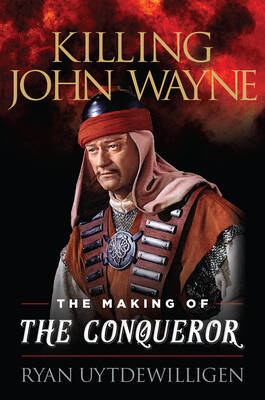 Former Aldergrove Star editor Ryan Uytdewilligen is adding to is already impressive portfolio of work with the release of his latest literature, <em>Killing John Wayne: The Making of The Conqueror</em>. (Submitted)