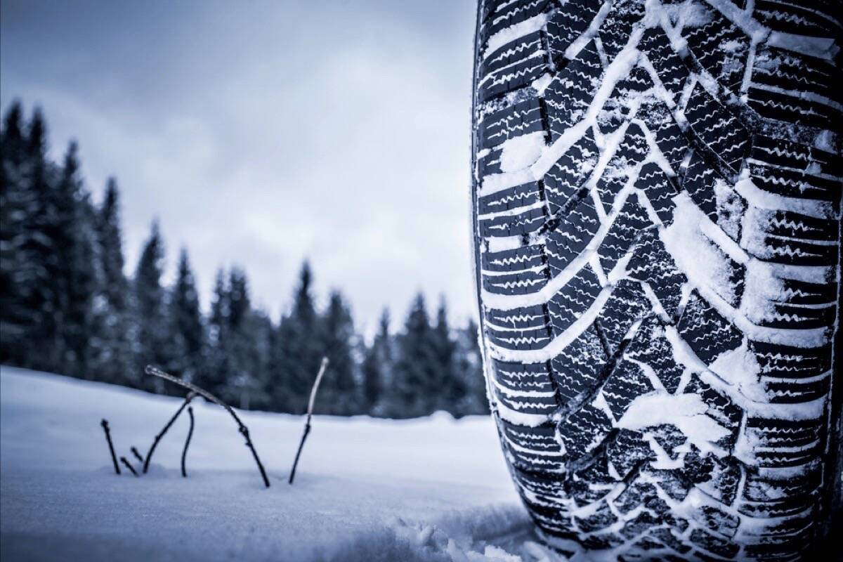 Much as we may not want to think about it yet, snow is coming. Winter tires should be on vehicles by October 1, 2021. Black Press file