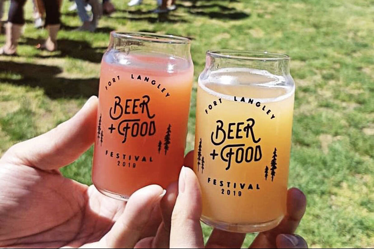 This event is run by Trading Post Brewing located in Fort Langley (Fort Langley Beer Festival/Instagram)