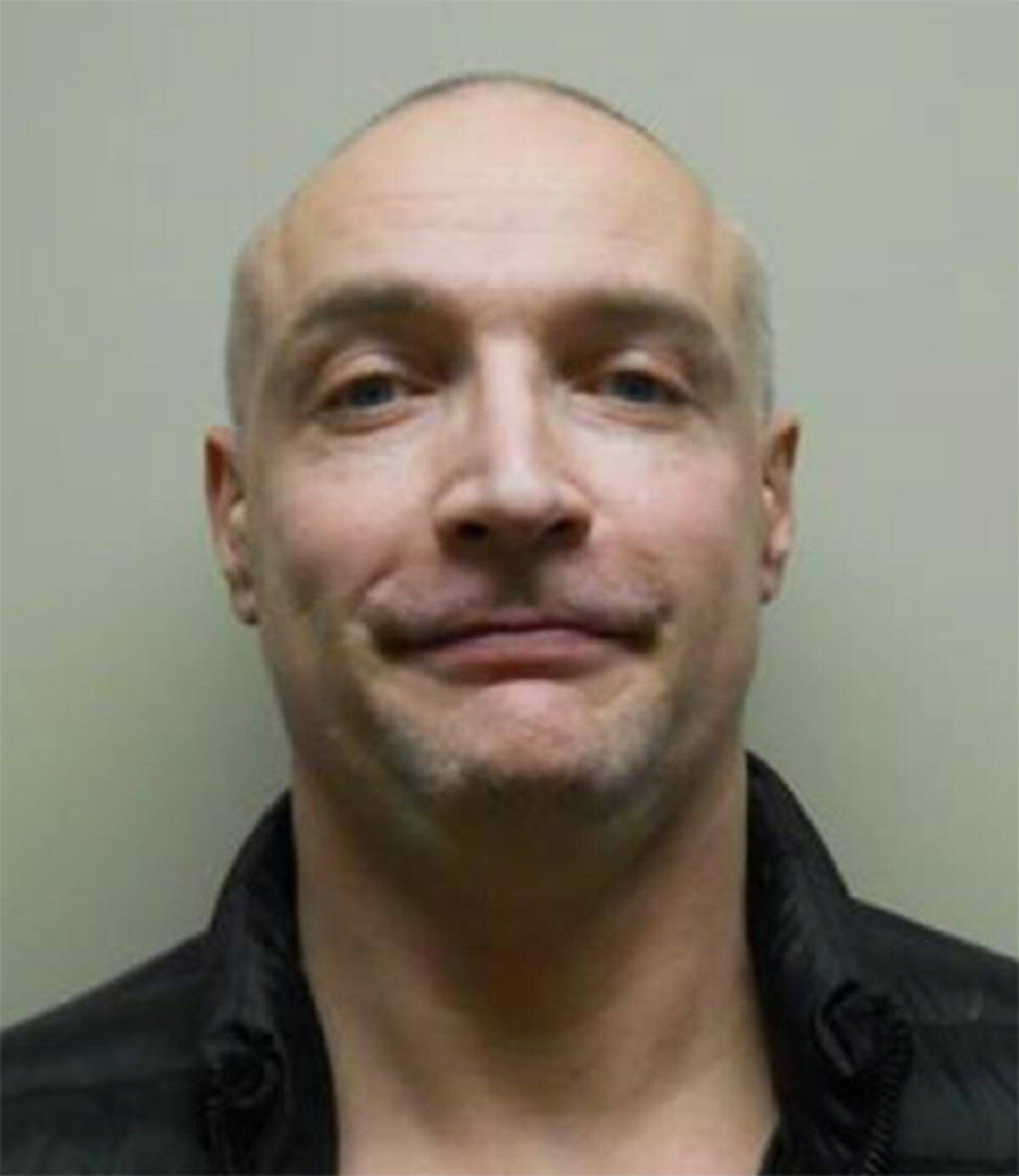 """Name: ALEXANDER, Dale Age: 49 Height: 6'0"""" ft Weight: 174lbs Hair: Bald Eyes: Blue Wanted: Unlawfully at Large Warrant in effect: September 20, 2021 Parole Jurisdiction: Vancouver, BC"""
