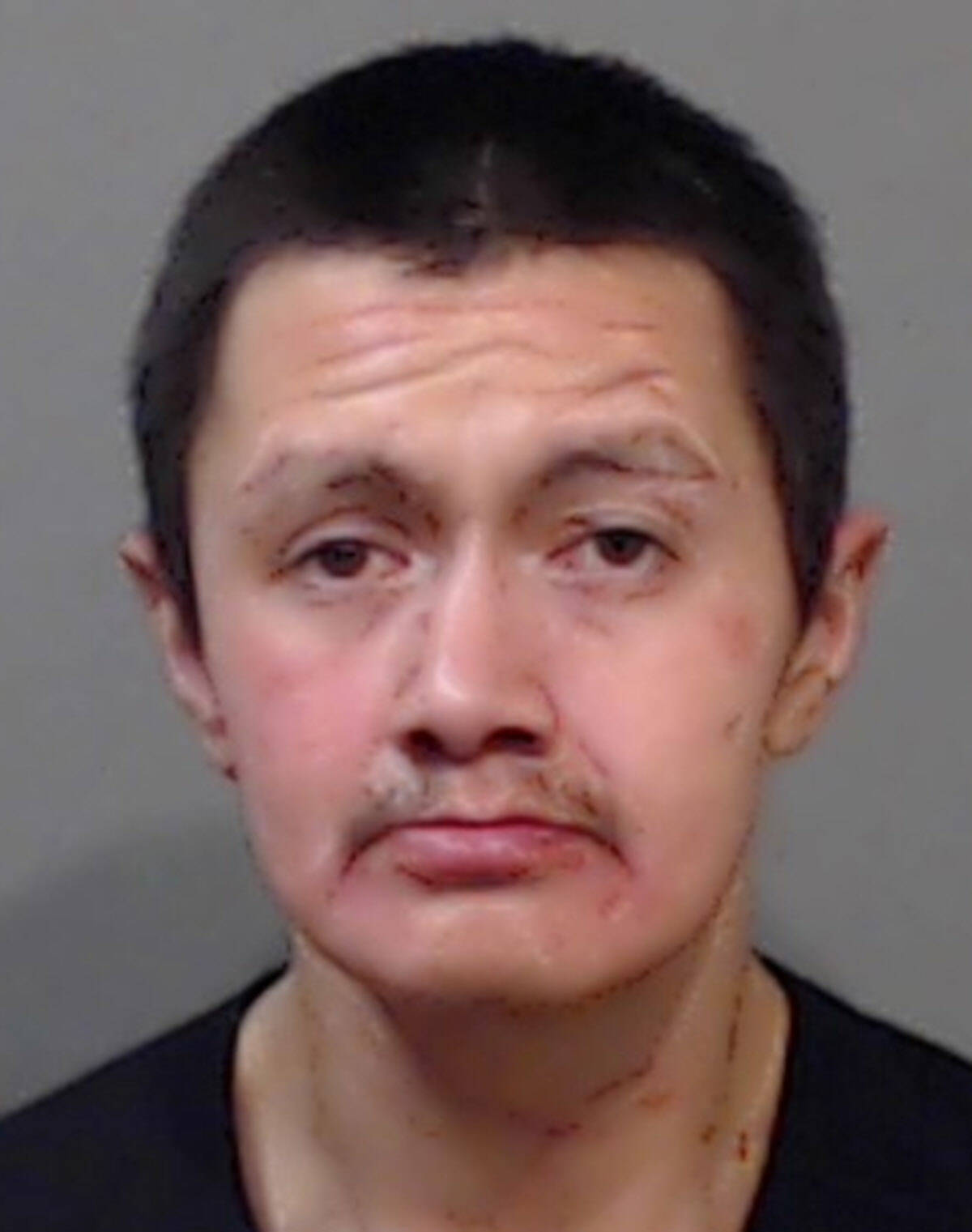 """Name: STEWART, Kenneth Age: 36 Height: 5'10"""" ft Weight: 155lbs Hair: Black Eyes: Brown Wanted: Assault with a Weapon Warrant in effect: September 21, 2021 Parole Jurisdiction: Chilliwack, BC"""