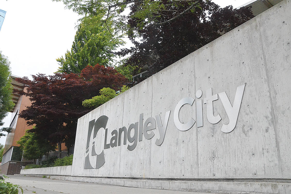 Langley City is asking residents for feedback on a new parks, recreation, and culture master plan. (Langley Advance Times files)
