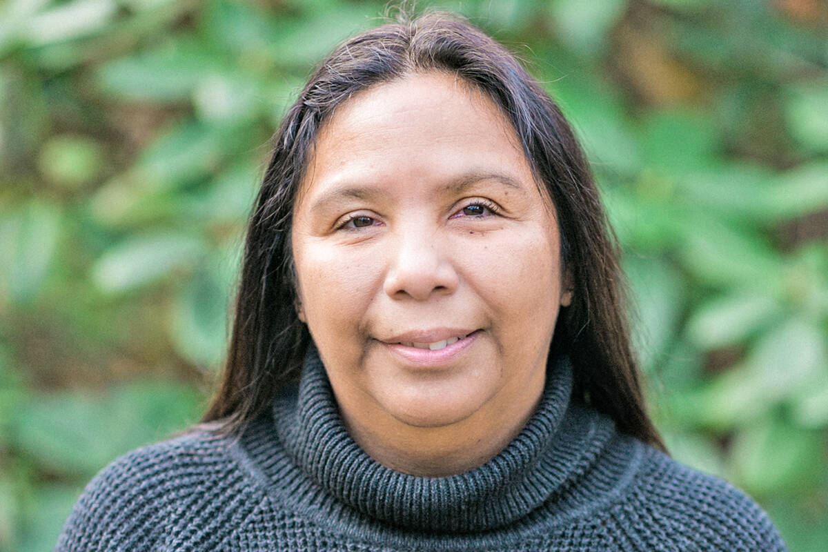 Trinity Western University nursing instructor and Indigenous consultant Kathleen Lounsbury. On Thursday, September 30, the National Day for Truth and Reconciliation, Lounsbury will take part in a campus-wide day of learning. (TWU)