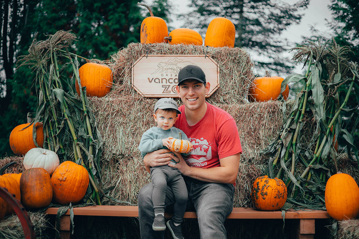 The Greater Vancouver Zoo is hosting a month long event from Oct. 1 to Oct. 31. (Cody Gampe/Special to The Star)