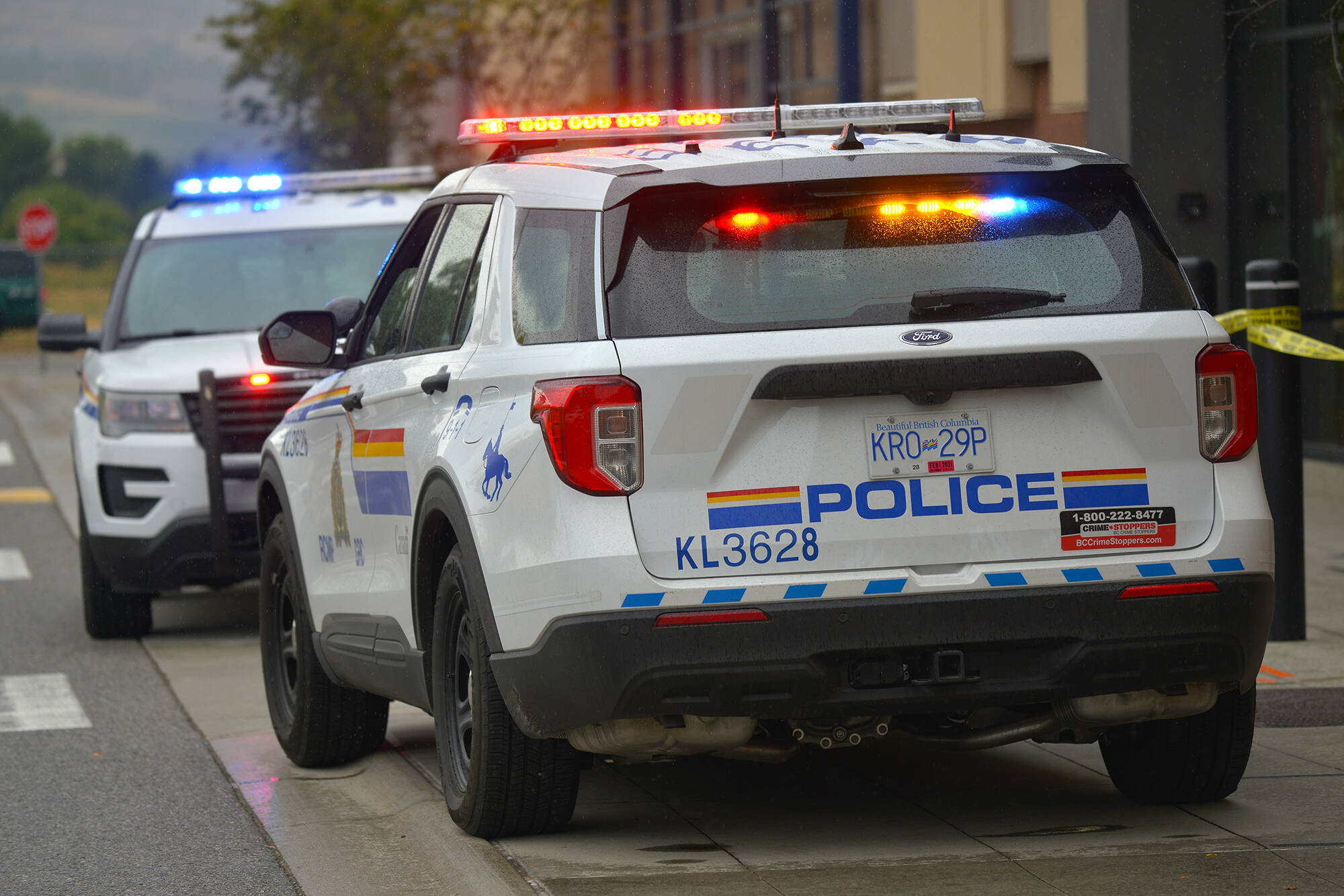 The IIO is investigating after a police dog bit a man during a traffic stop near Ladysmith on April 17, 2021. (Black Press Media stock photo)
