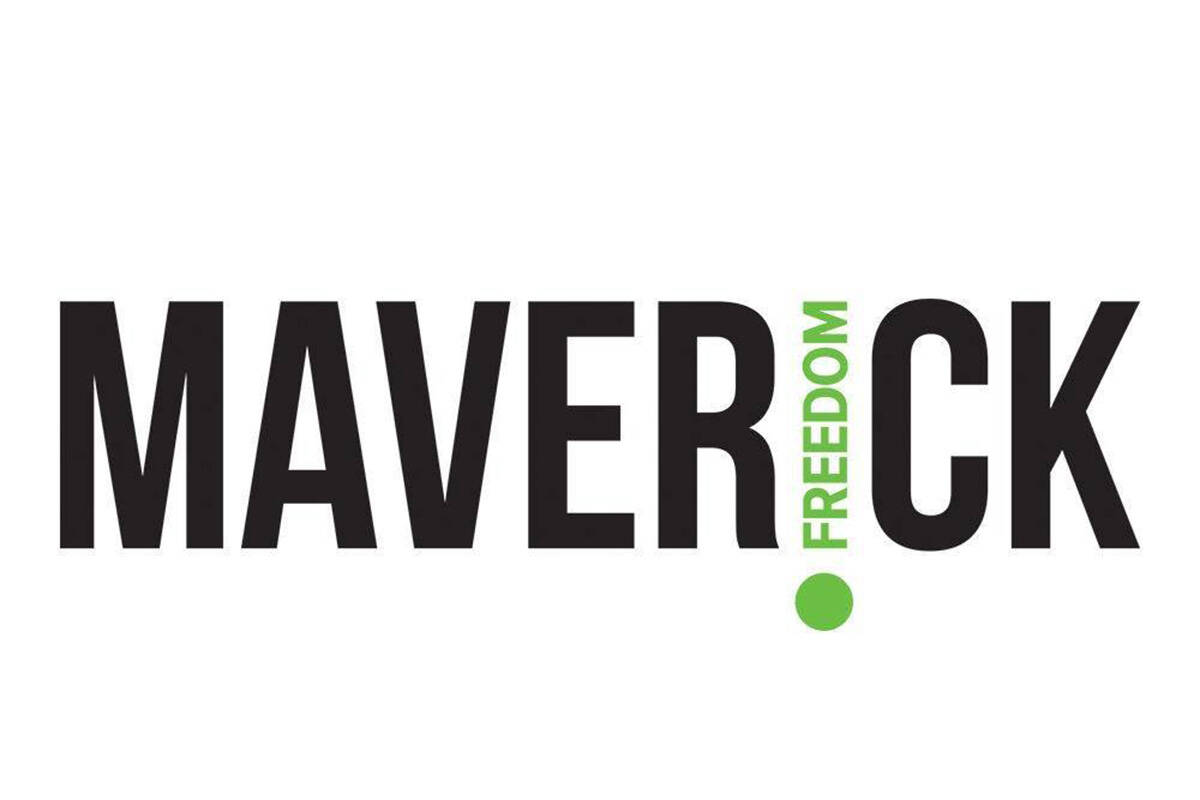 Maverick Party logo (Image contributed)