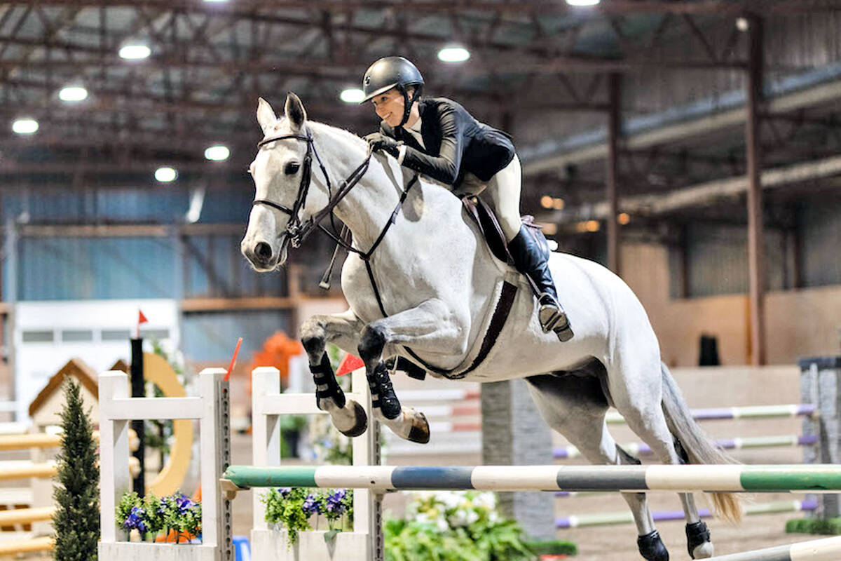 Kate Walkington emerged victorious after three rounds of competition to win the Pacific Regional CET Finals on Sunday, Oct. 3. (tbird/Quinn Saunders)
