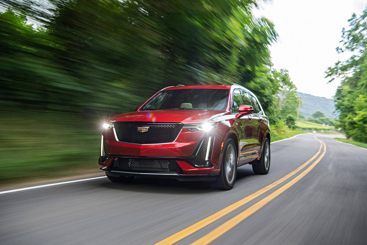 2020 Cadillac XT6 Sport offers space and style but without the extra expense of the Escalade.
