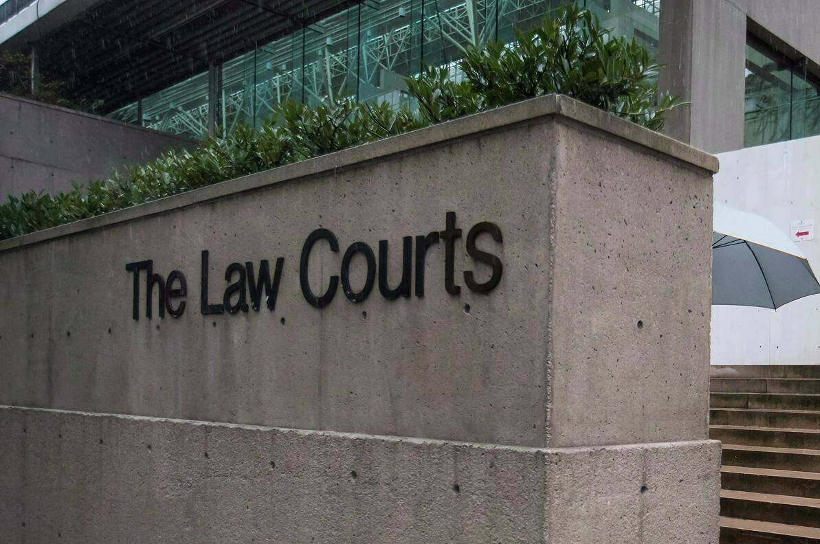 B.C. Supreme Court in Vancouver on Tuesday December 11, 2018. THE CANADIAN PRESS/Darryl Dyck