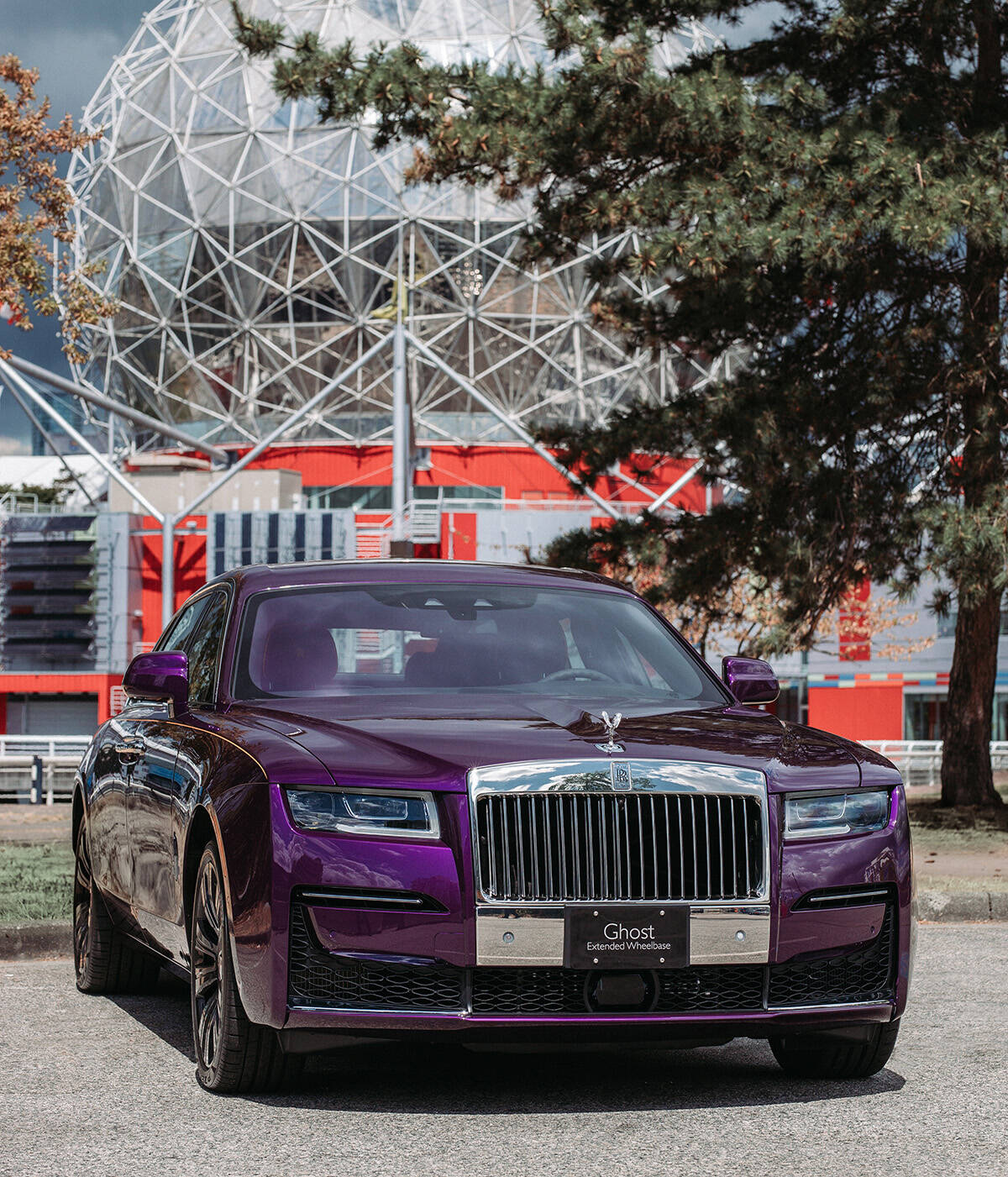 In the Ghost, the Rolls-Royce team set new standards in customer centricity as they look to the future and the next generation of clients. Alfonso Arnold photo