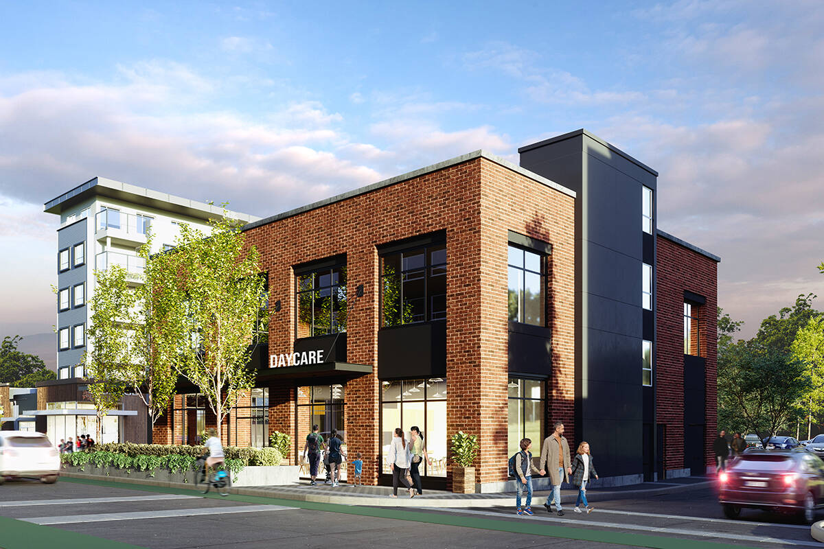Aldergrove Town Centre development for phase one is expected to be completed in 2024 (Janda Group/Special to The Star)