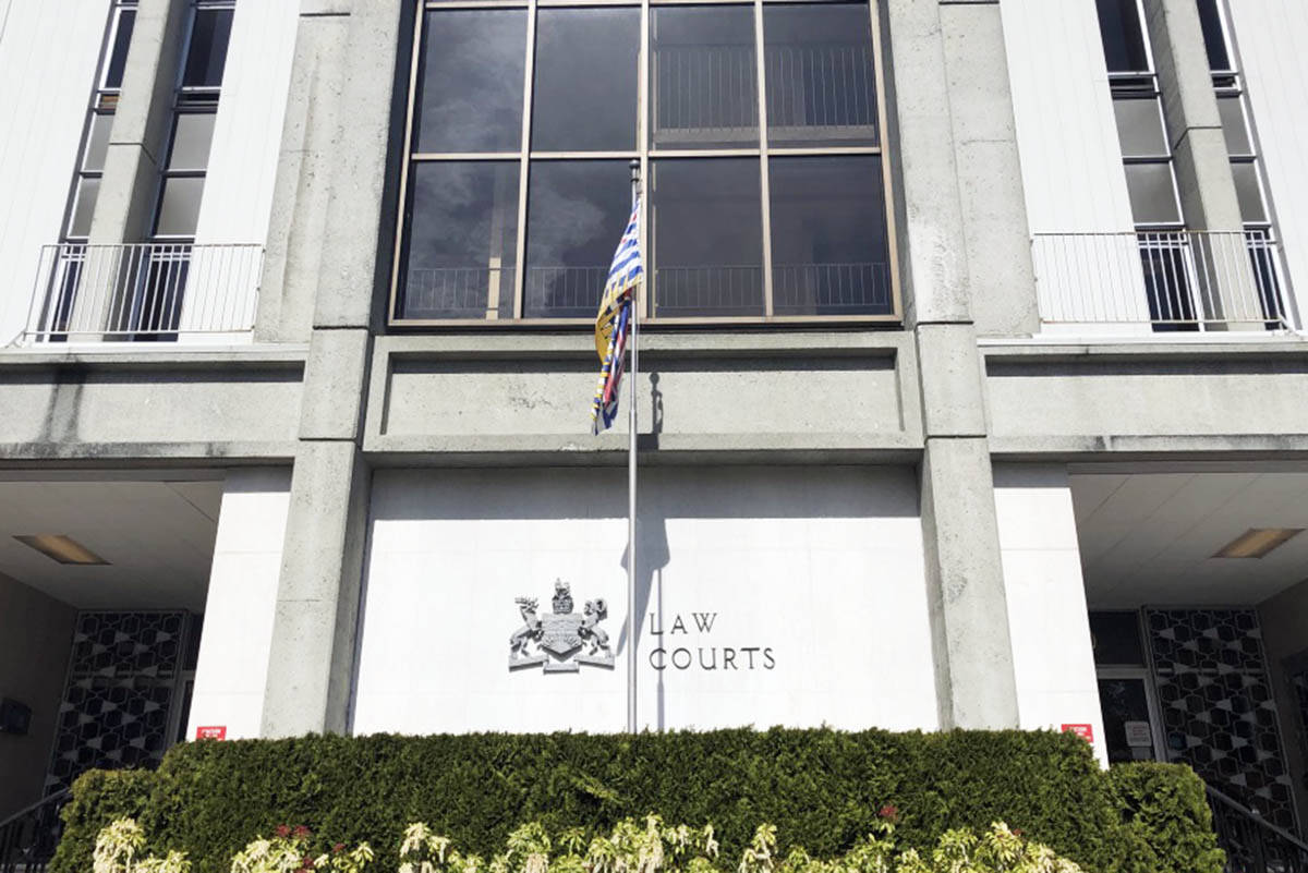 The BC Supreme Court ordered former Langford construction company owner Kyle Mostowy to pay close to $1 million in damages in a sexual assault-related civil suit decision Oct. 1. (Black Press Media file photo)