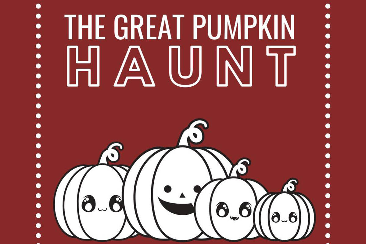 Willowbrook Shopping Centre is hosting The Great Pumpkin Haunt on Oct. 31 from 11 a.m. to 6 p.m. (Willowbrook Shopping Centre)