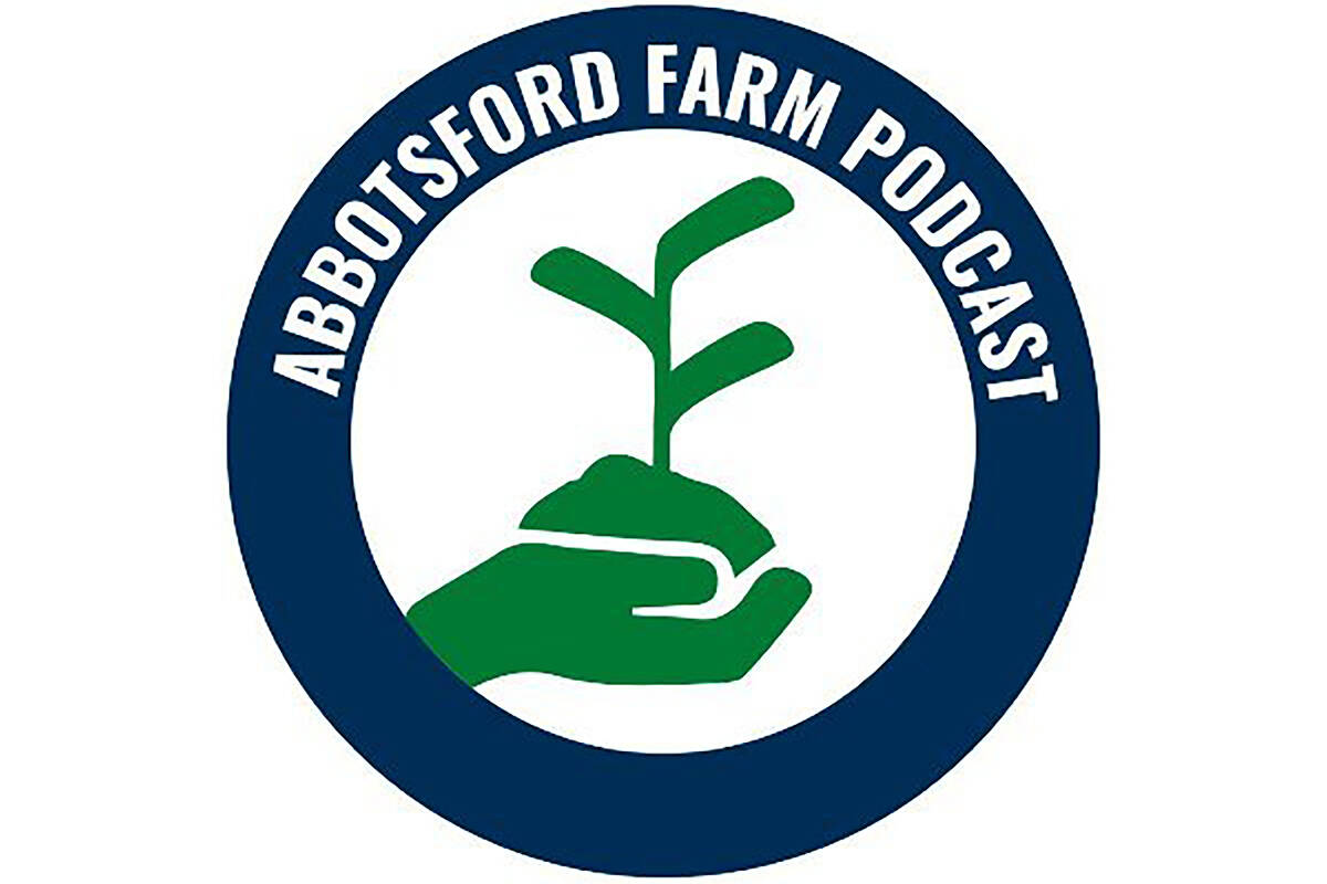 The Abbotsford Farm Podcast will feature local discussion surrounding the Abbotsford Canucks American Hockey League franchise. (Chris Dickert logo design)