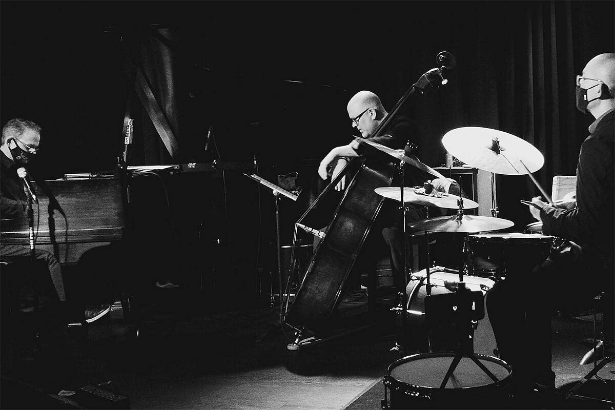 The Brad Turner Trio is performing on Sunday, Oct. 24 at Langley Community Music School, to kick off the start of his artist in residence year at his alma mater. The jazz musician is sharing his music as part of the Cafe Classico concerts. (Special to Langley Advance Times)