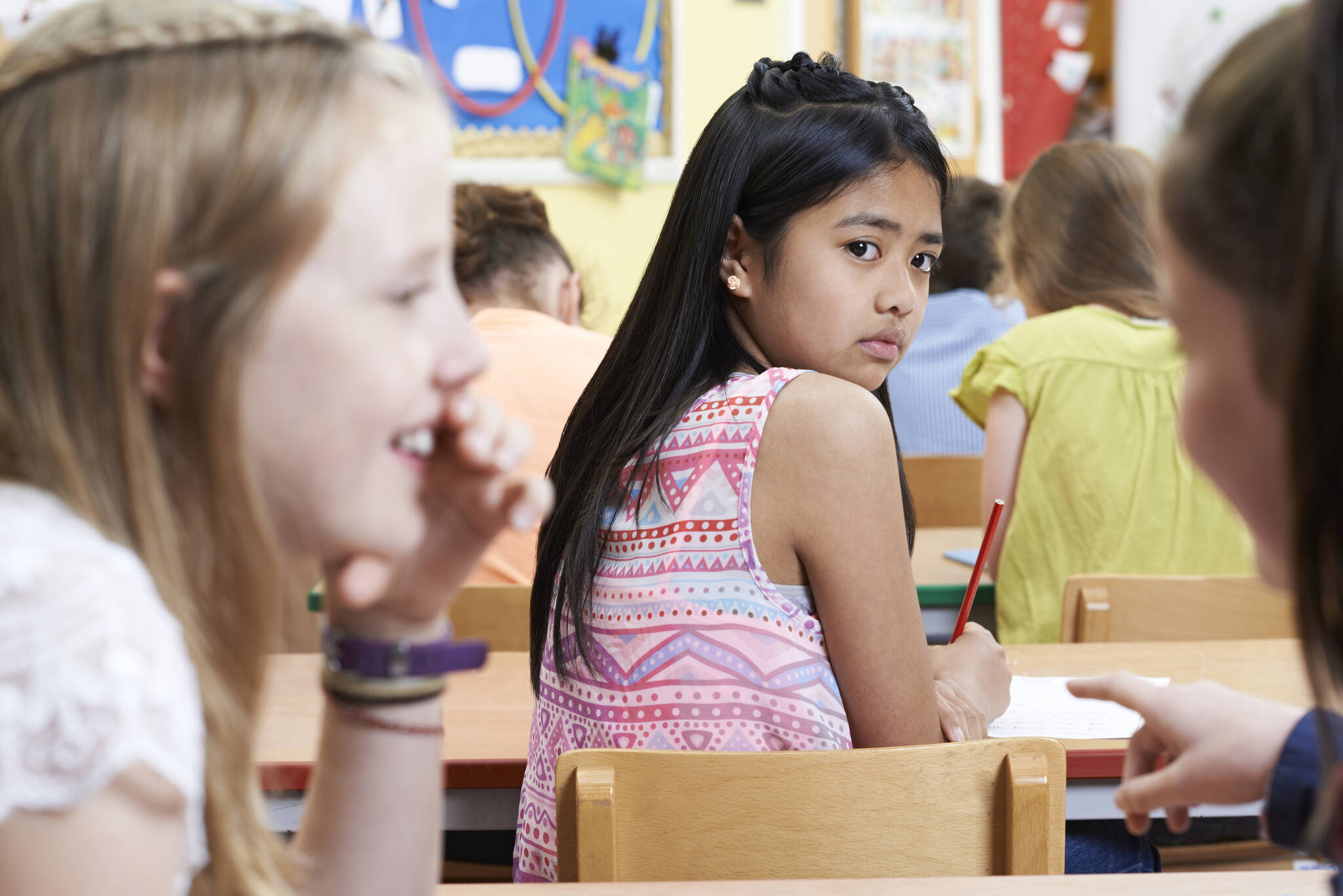 UBC study finds 57 per cent of kids have witnessed race-based bullying in schools. (File photo)