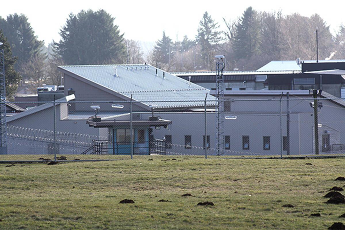 Matsqui Institution in Abbotsford (Abbotsford News file photo)