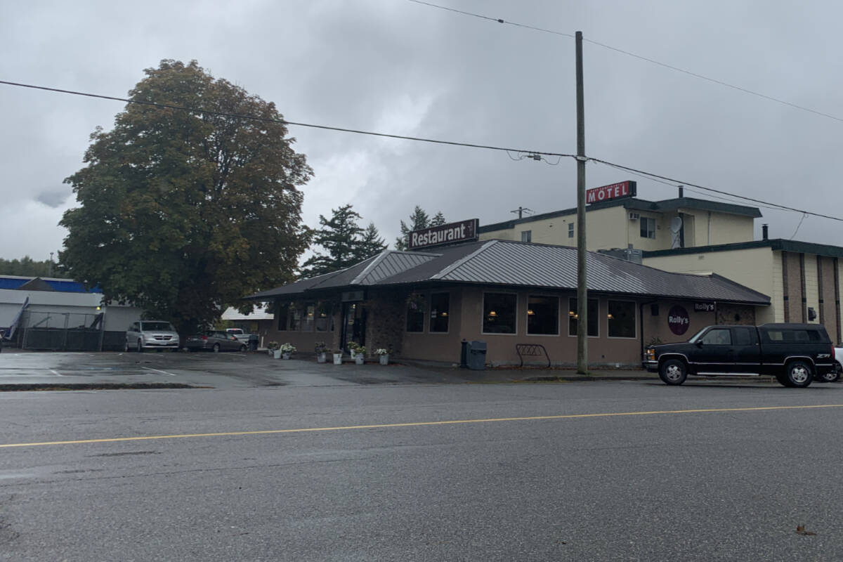 Rolly's Restaurant in Hope defied a public health order for over a month. On Oct. 20, they closed as they headed to court. (Jessica Peters/ Hope Standard file photo)