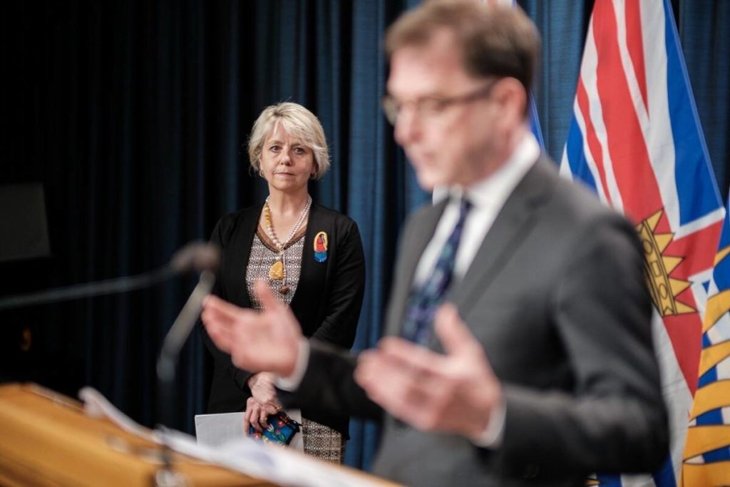 Health experts launch B.C. COVID briefings out of 'growing concern' with government response - Langley Advance Times