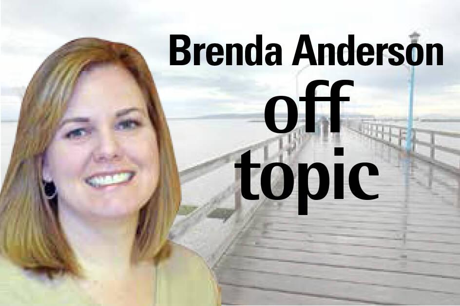 Brenda Anderson Off Topic
