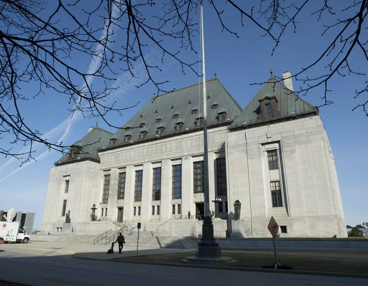 The Supreme Court of Canada in Ottawa. Photo: Adrian Wyld/The Canadian Press