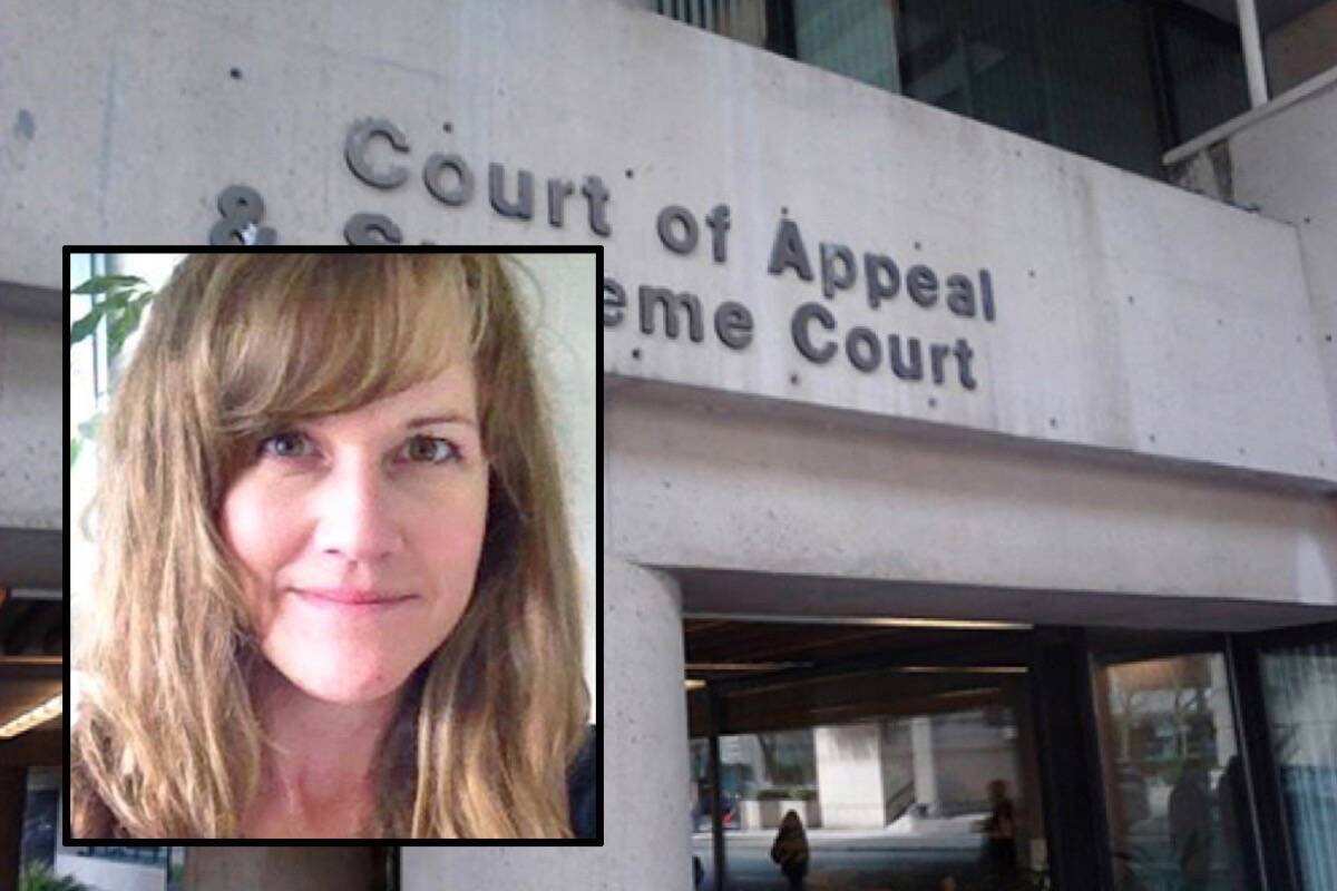 South Surrey mother Lisa Batstone appealed her second-degree murder conviction and sentence, rendered in connection with the December 2014 smothering death of her eight-year-old daughter Teagan. (File photos) South Surrey mother Lisa Batstone appealed her second-degree murder conviction and sentence, rendered in connection with the December 2014 smothering death of her eight-year-old daughter Teagan. (File photos)