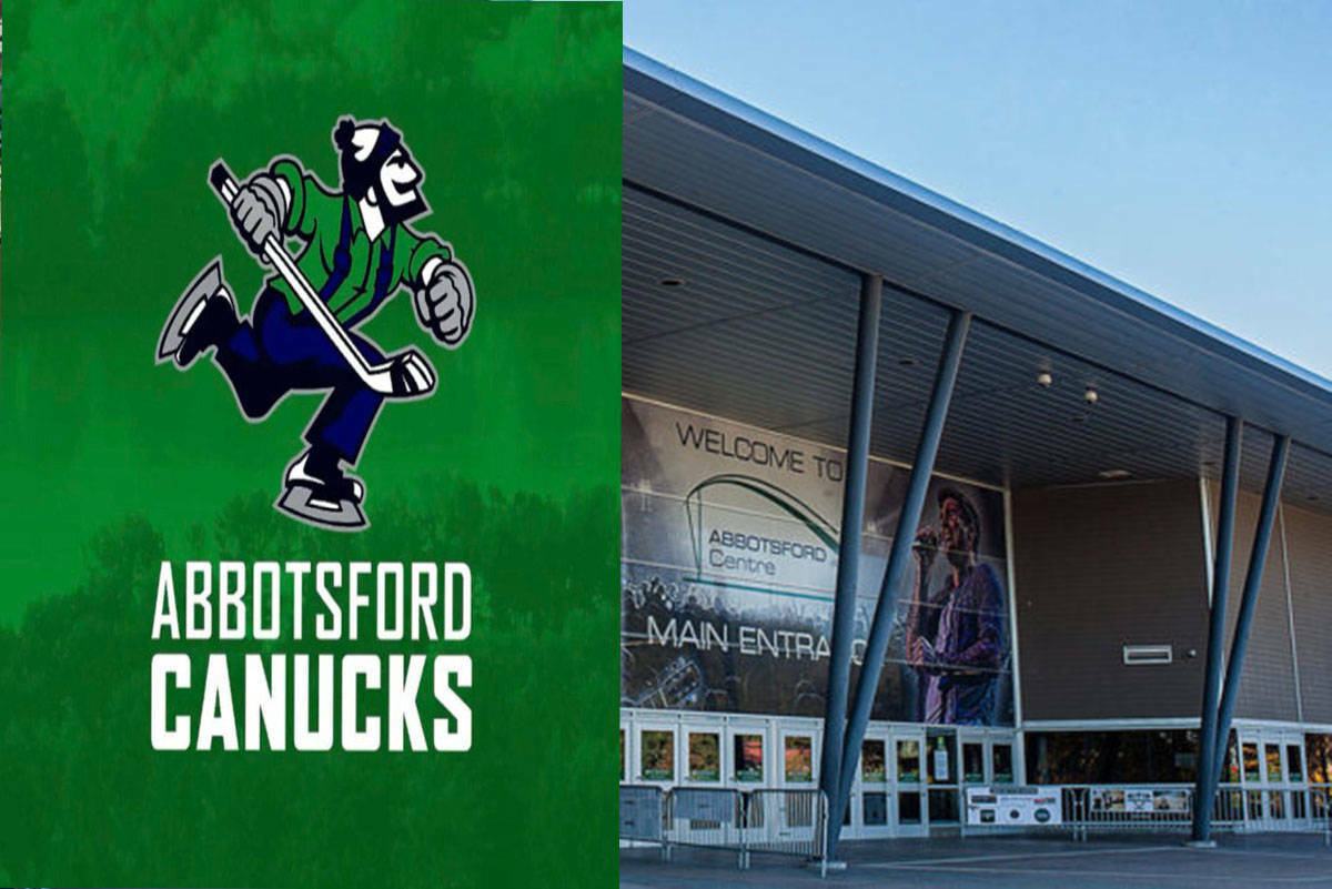 The Abbotsford Canucks are hosting a pregame plaza party at Abbotsford Centre before tonight's (Friday, Oct. 22) home opener.