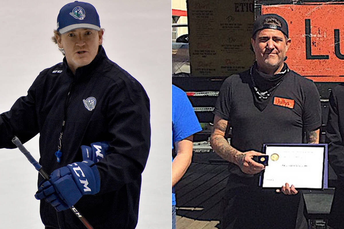 Abbotsford Canucks head coach Trent Cull and Abbotsford hot dog king Skully White are the guests on episode two of the Abbotsford Farm Podcast.